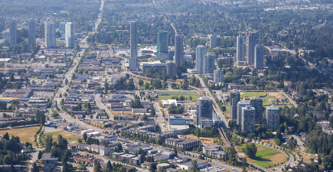 Surrey and Fraser Valley record lowest number of home listings since 1981