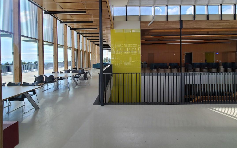sfu student union building sub burnaby