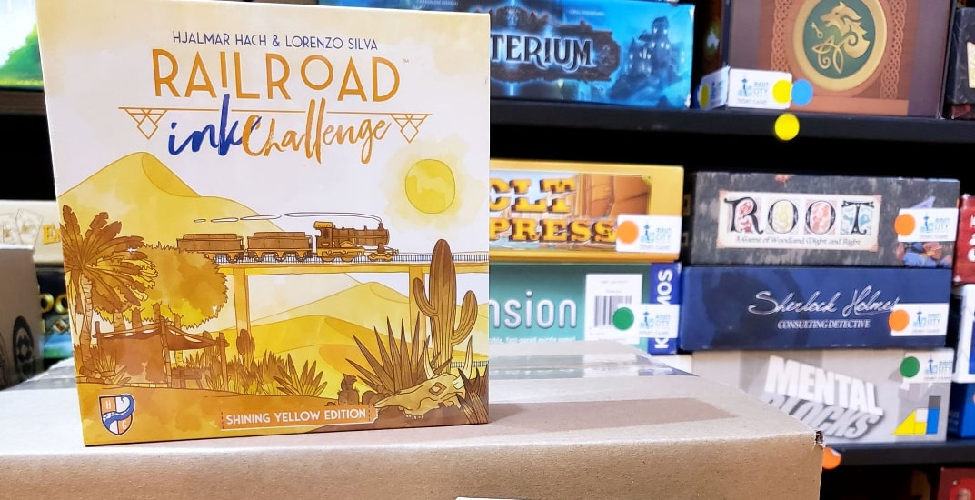 Here are the eight best board game stores in Vancouver