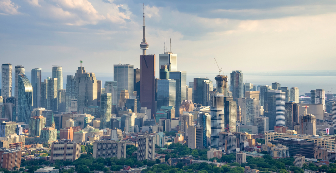 Average Toronto home price falls for the second month in a row
