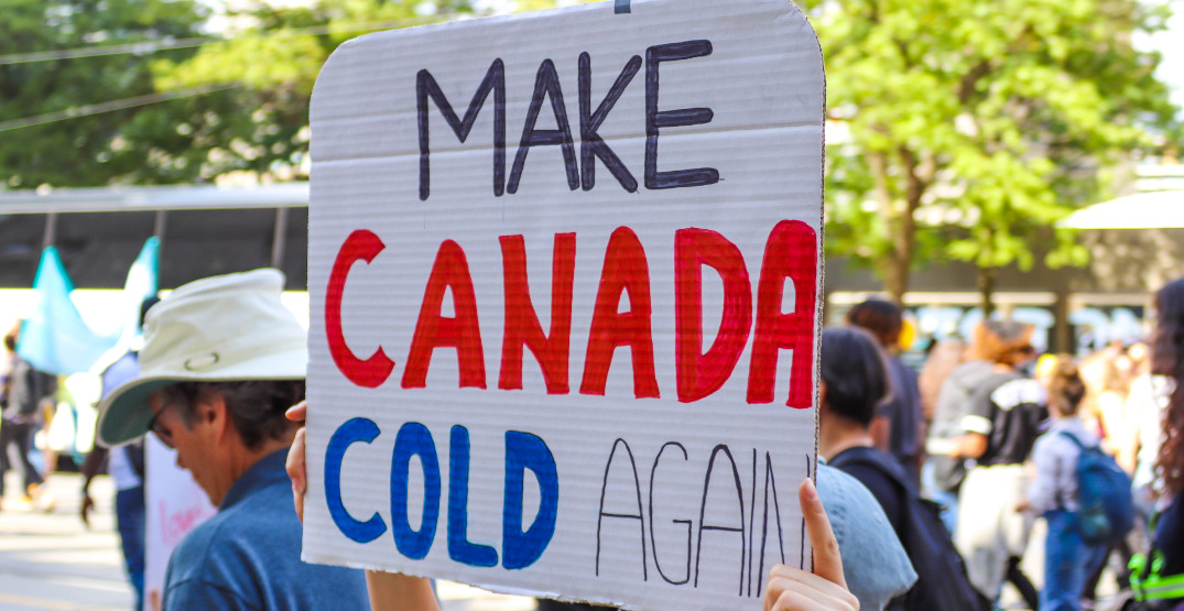 Could Canada survive societal collapse caused by climate change?