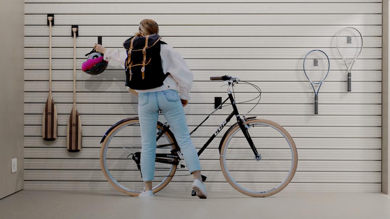 concord metrotown bike parkade