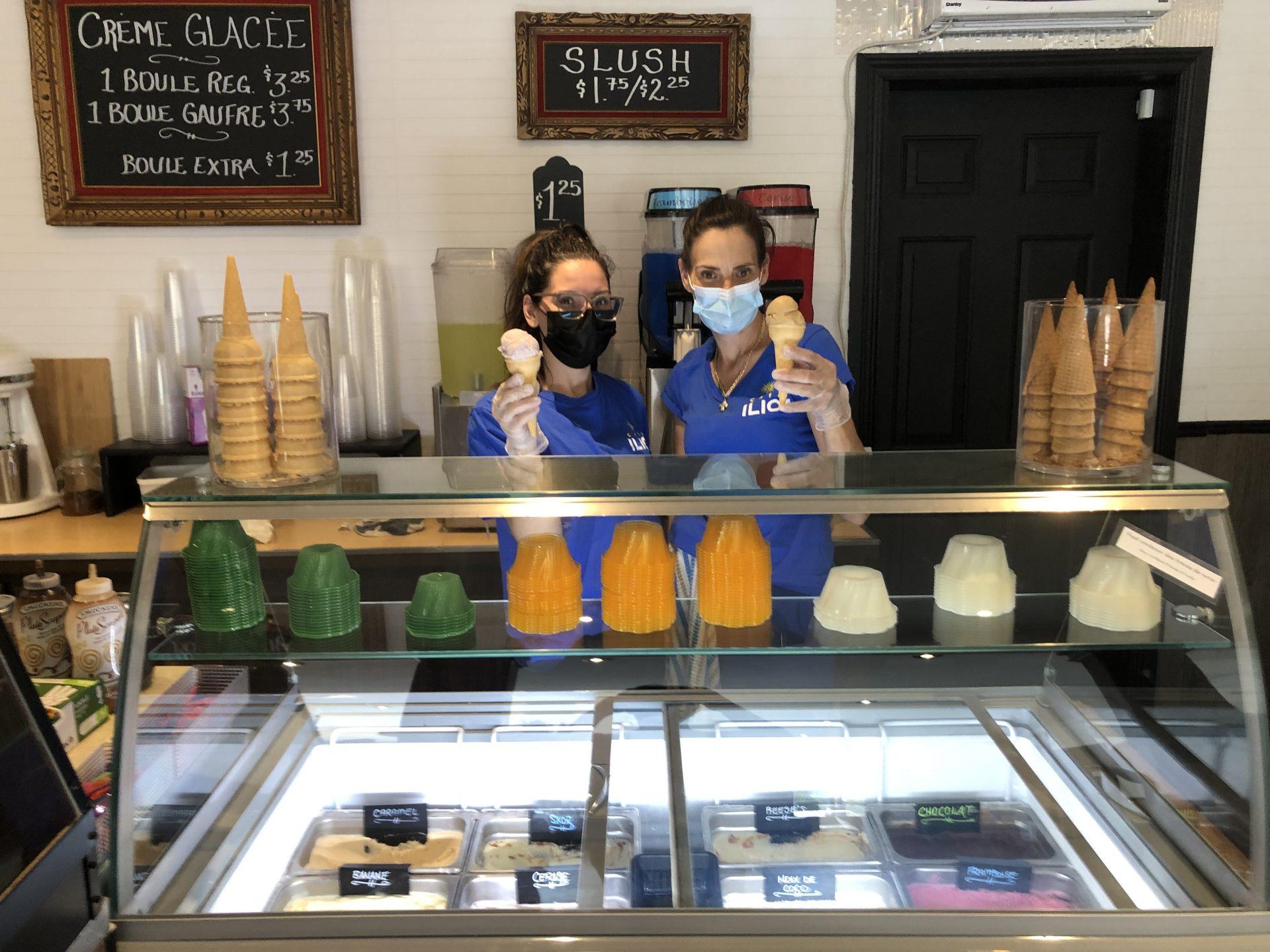 ice cream montreal