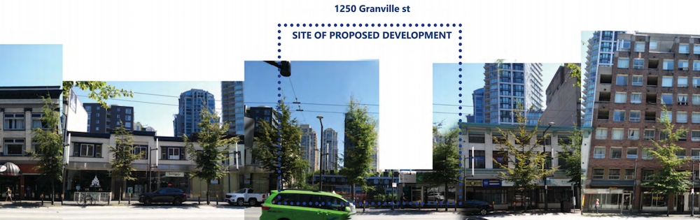 1250 Granville Street Vancouver
