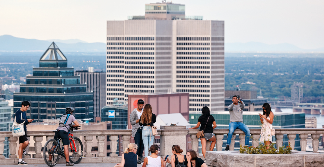 The best places to take selfies in Montreal