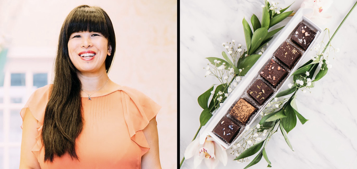 This chocolate company is offeringclean and cruelty-free ingredients