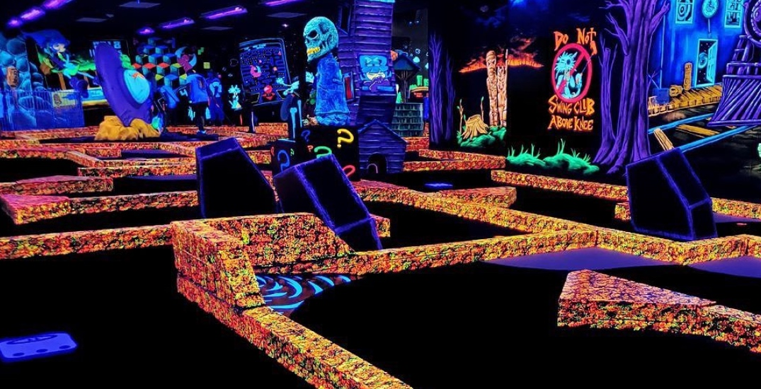 Best mini golf spots in Edmonton you have to go to at least once