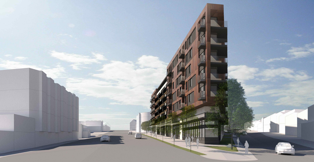 127 rental homes proposed for Kingsway and Rupert Street corner in East Vancouver