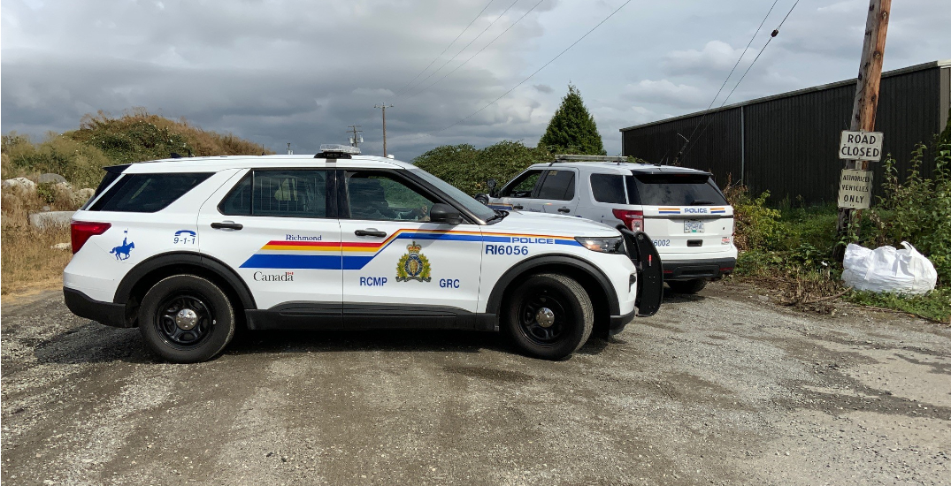 """Body found in Richmond ditch is victim of """"targeted"""" shooting: RCMP"""