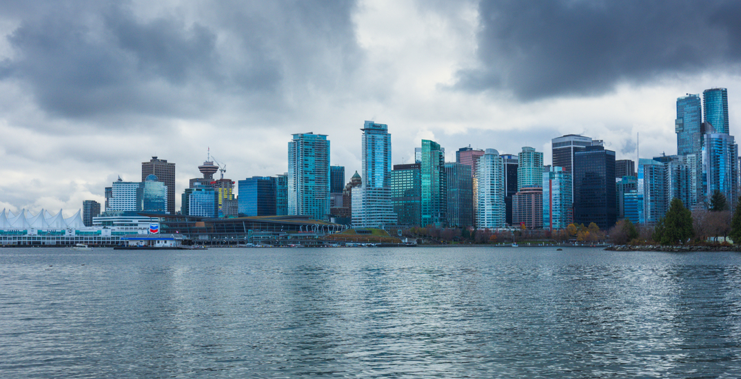 Yesterday was the wettest August 7 Vancouver has ever seen