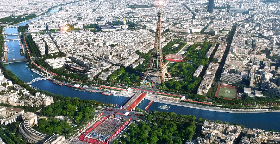The Paris 2024 Olympic venues look stunning (PHOTOS)