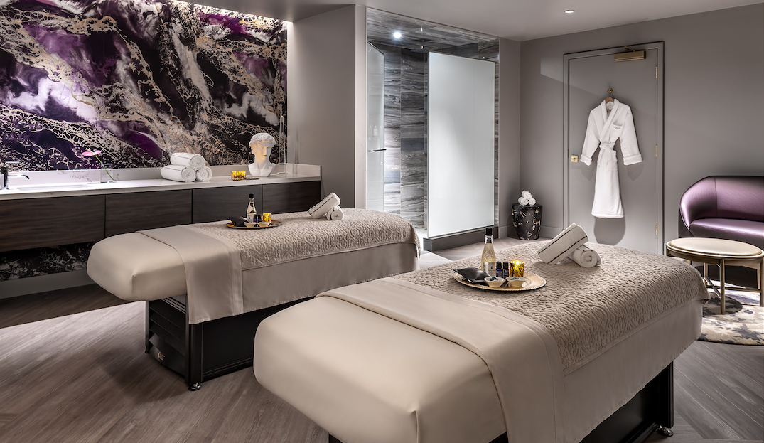 Inside the extensively renovated 6,000-sq-ft spa at Toronto's Omni King Edward Hotel (PHOTOS)