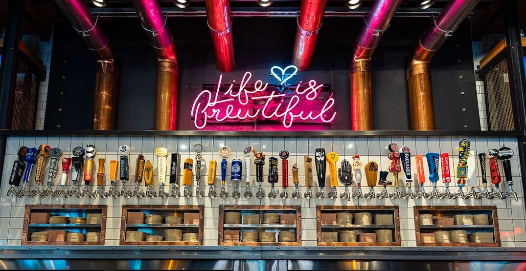Toronto's first Beertown Public House to open this week