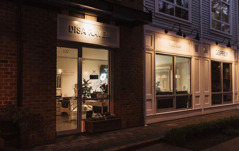 Disa Raven – The Studio