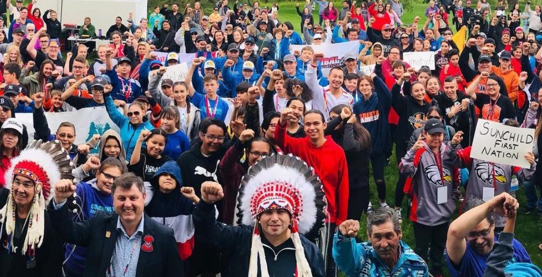 The 2021 Alberta Indigenous Games begin this week in Edmonton