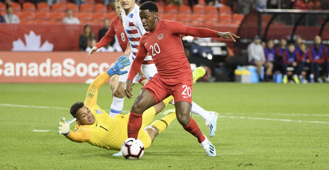 Toronto to host FIFA World Cup qualifying matches in September