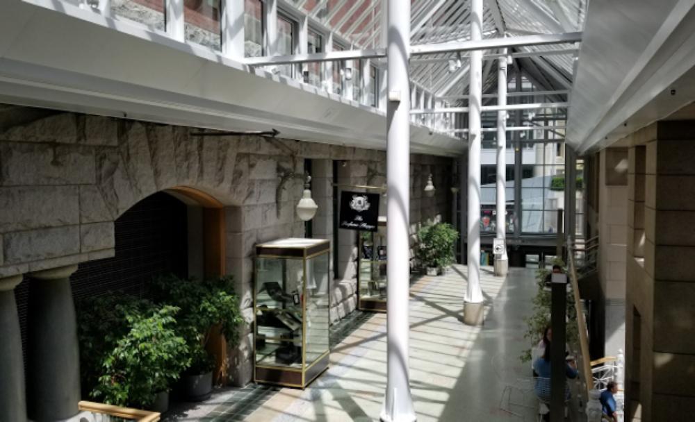 sinclair centre vancouver