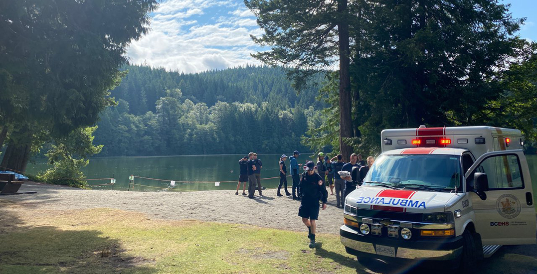 Body of man who fell while paddle boarding recovered from Alice Lake