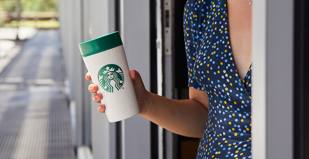 Starbucks to bring back personal reusable cups by the end of August