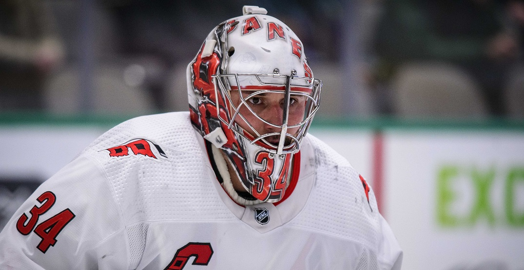 What the Leafs can expect from new goalie Petr Mrazek next season