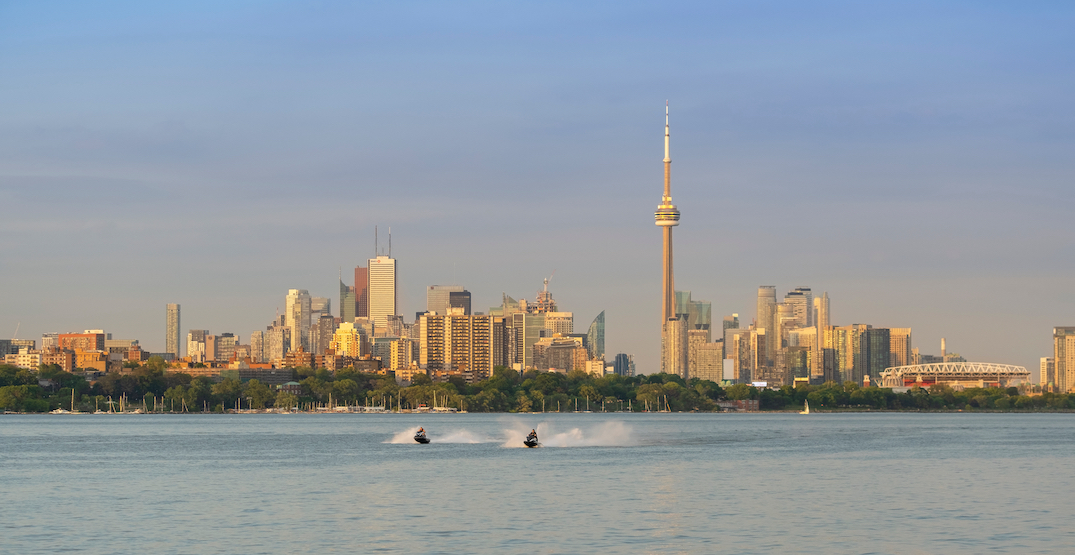 It's expected to feel over 40°C in Toronto tomorrow