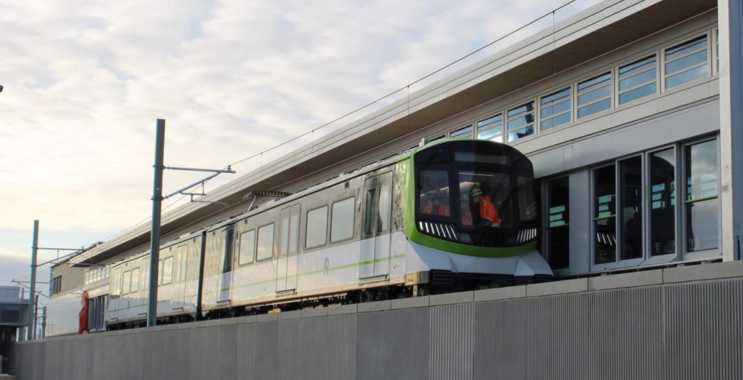 Montrealers can now vote for the new voice of the REM light rail train network