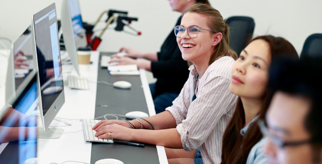 Why everyone should have web design skills, according to Continuing Studies students at Emily Carr University
