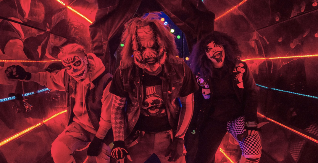 Get spooked: Screamfest returns to Calgary this Halloween