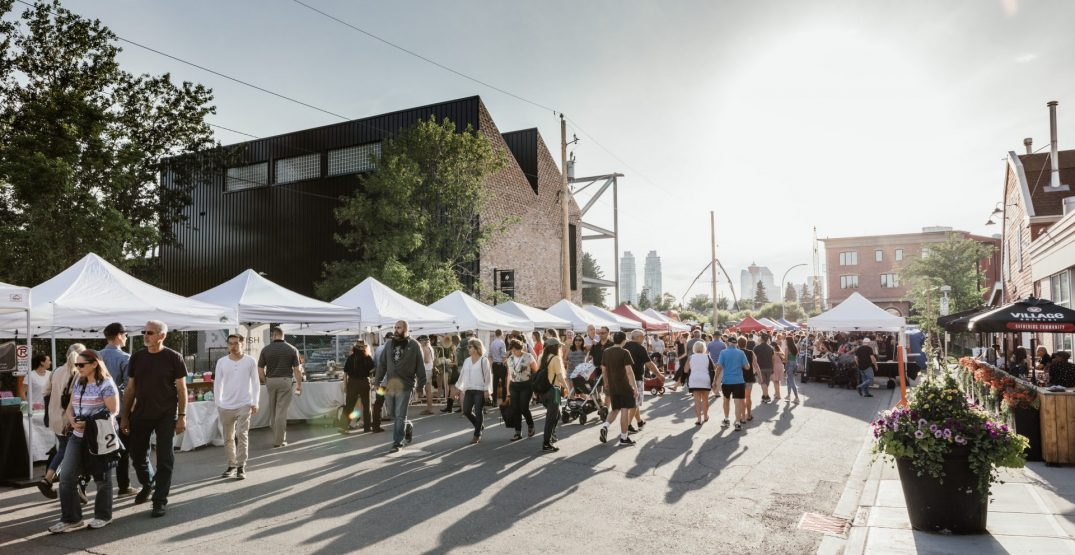 Shop local at two night markets coming to Calgary this weekend