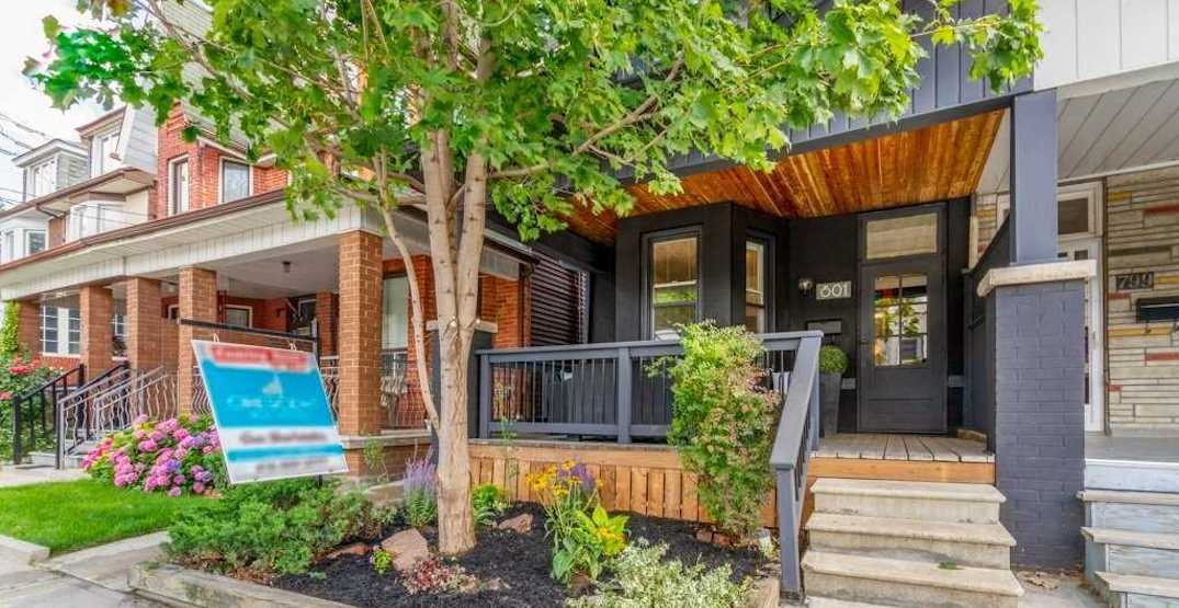 This Toronto house just sold for $507K over asking (PHOTOS)