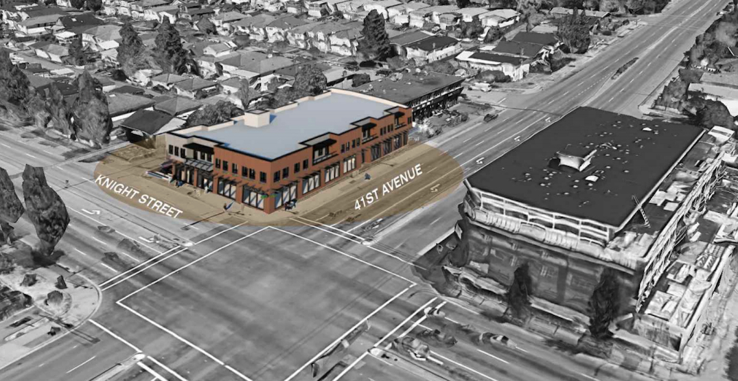 Long-vacant Knight Street and 41st Avenue corner will finally be developed