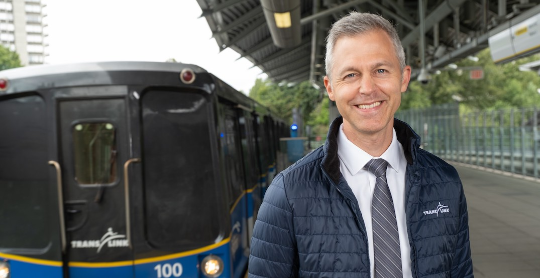 TransLink's new CEO Kevin Quinn tasked with rebuilding ridership and expansion