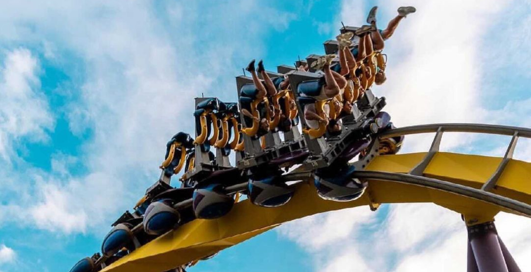 A definitive list of the best roller coasters at La Ronde