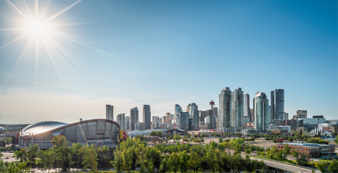 Another heat wave: Temperatures above 30ºC expected in Calgary this weekend
