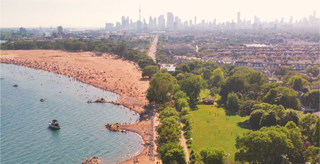 These popular Toronto beaches are unsafe for swimming due to poor water quality