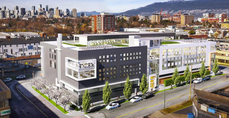Vaccine maker Precision NanoSystems building new Vancouver global headquarters