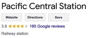 stressful google Vancouver