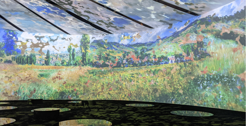 A look inside Toronto's new immersive Monet exhibit (PHOTOS)