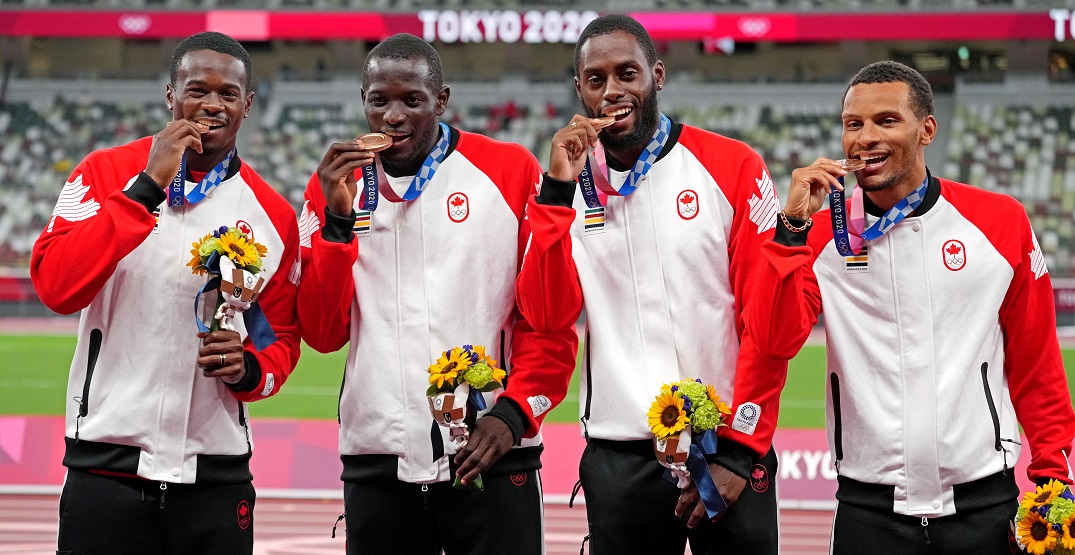 Canada could get relay silver after opponent fails Olympic doping test