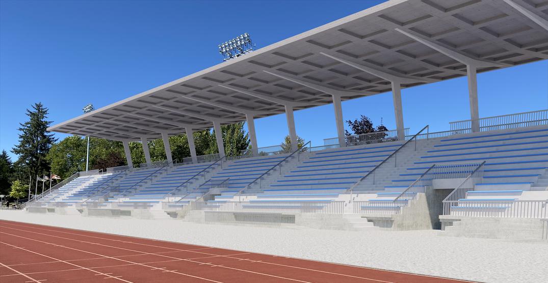 City of Surrey seeking public feedback on design of new athletics stadium