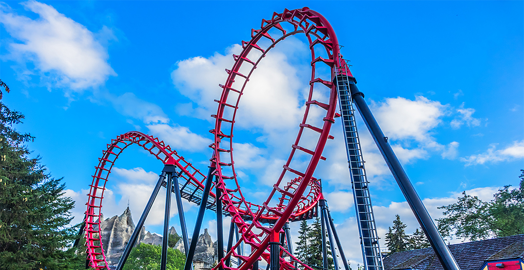 The top 10 roller coasters at Canada's Wonderland, ranked