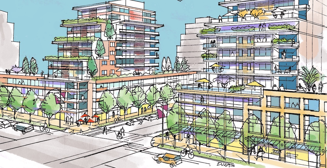 Surrey proposing 100,000 additional residents for Fleetwood's SkyTrain station areas