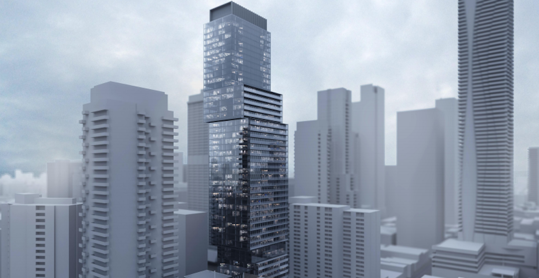 Toronto's Yonge and Bloor may get a new 50-storey tower (RENDERINGS)