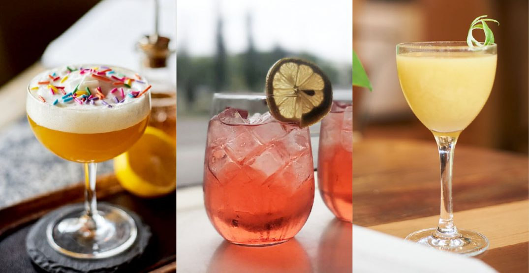 Here are 50+ places to get a Pride-themed cocktail in Alberta this month