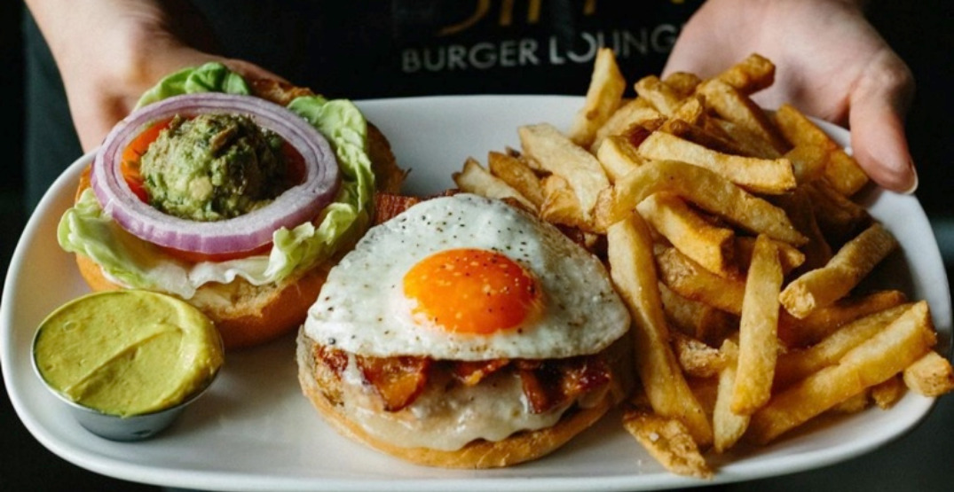 New Bin 4 Burger Lounge location coming to Burnaby next spring