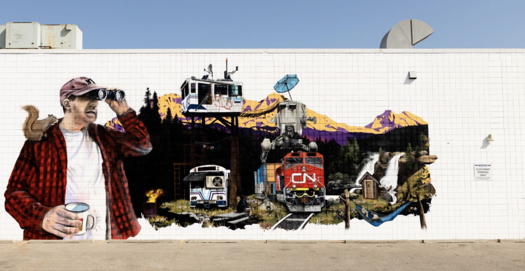 6 new murals from this year's BUMP festival that you'll need to check out (PHOTOS)