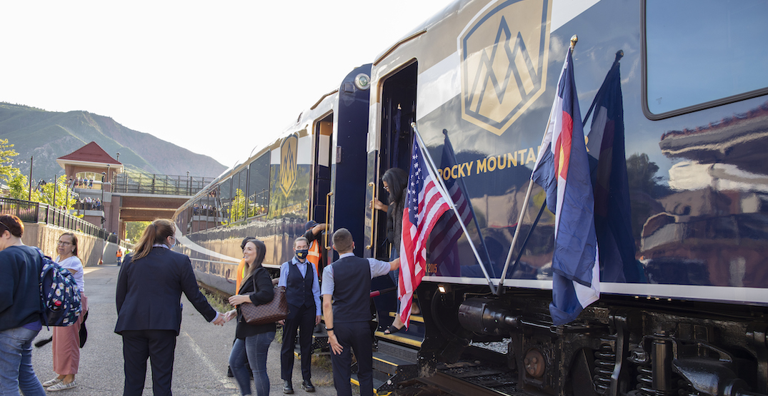 Rocky Mountaineer launches first train route in US, reaching Utah and Colorado