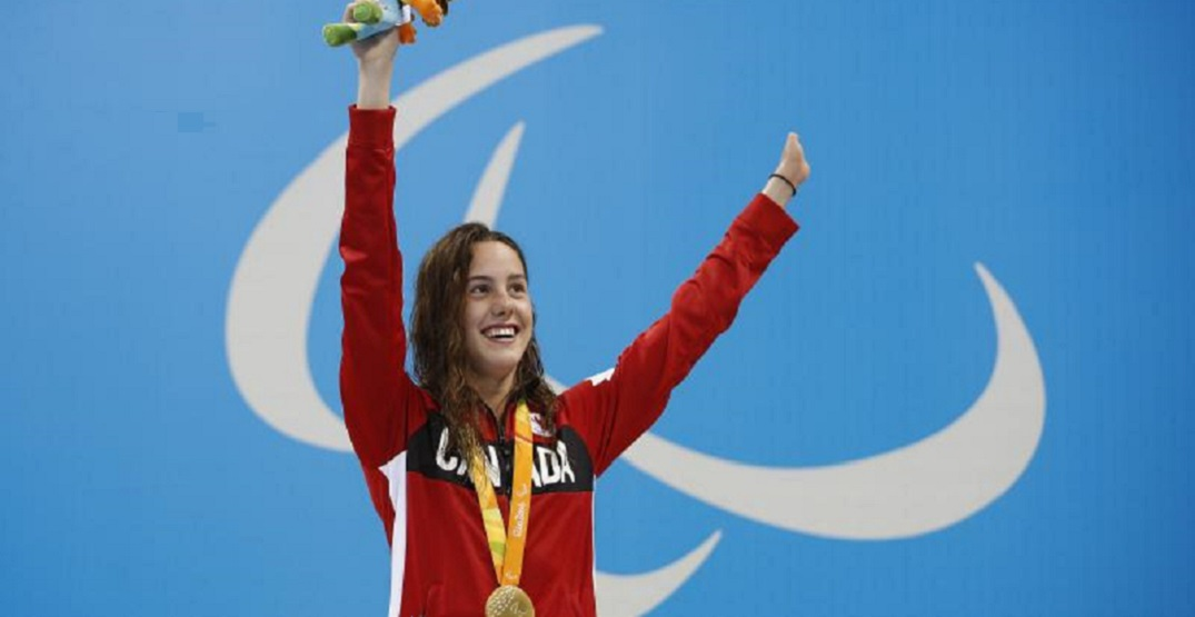 Canadian swimmer Aurélie Rivard looking to embrace what could be her final Paralympics