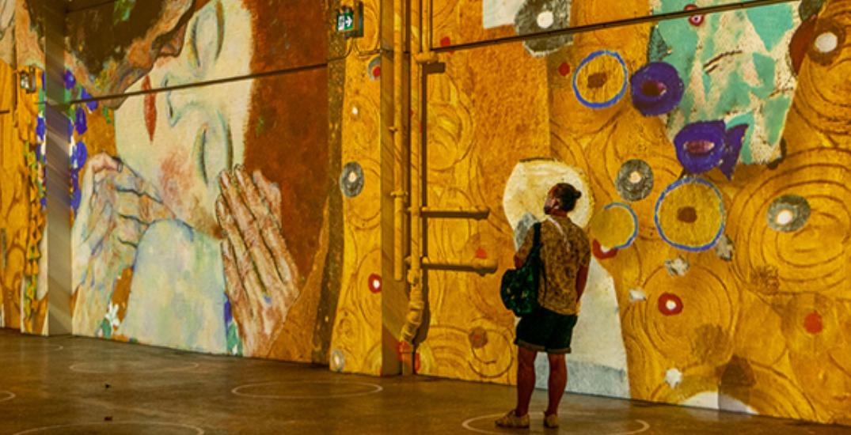 A new immersive Klimt exhibit is coming to Toronto