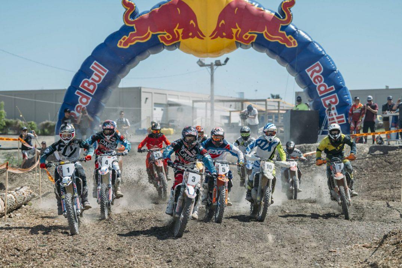 Red Bull motocross